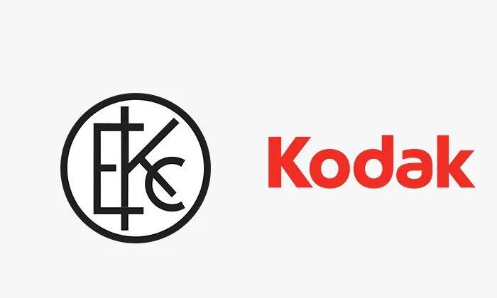 Logo kodak prima e dopo