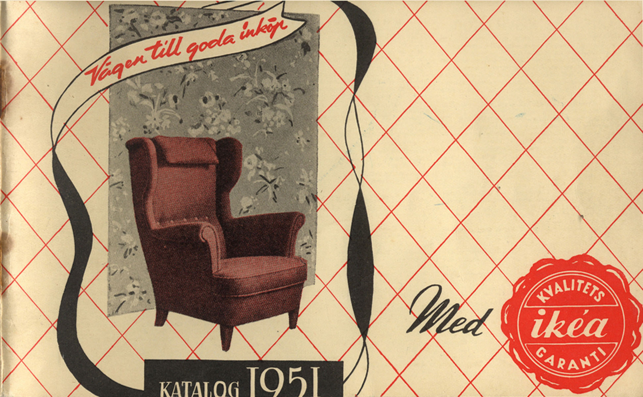 IKEA catalog 1951