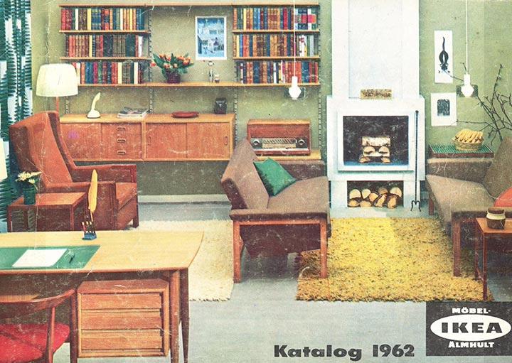 IKEA catalog 1962