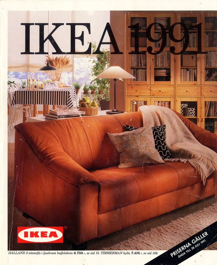 IKEA catalog 1991