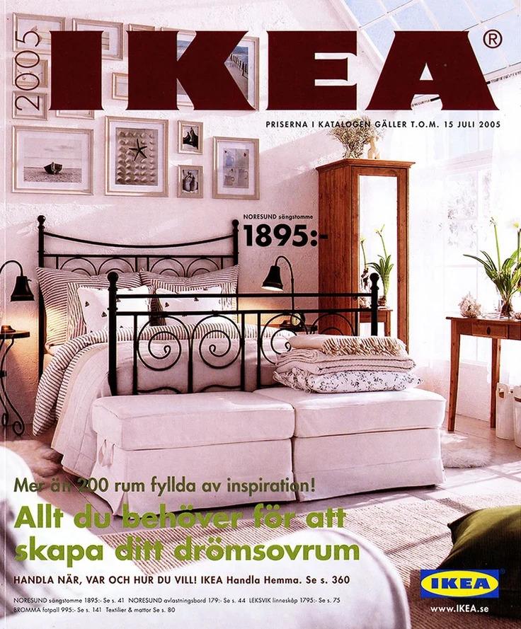 IKEA catalog 2005