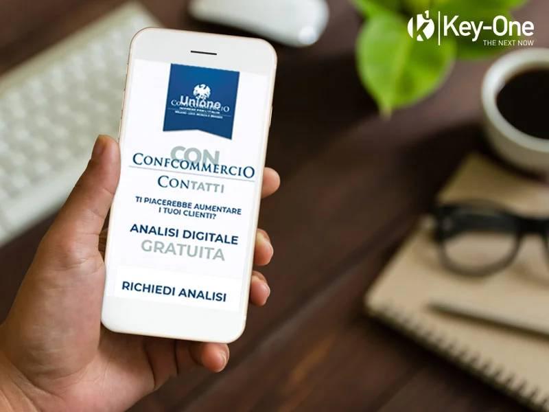 Analisi digital gratuita confcommercio